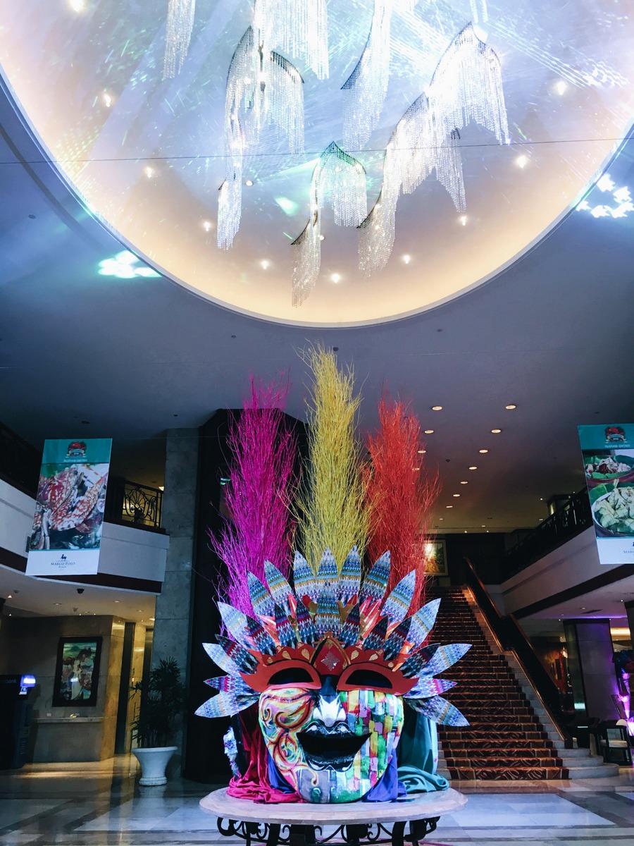 Marco Polo Plaza Cebu Lobby