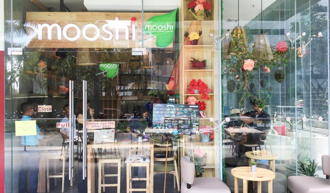 Mooshi Opens in Cebu IT Park