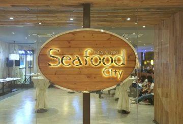SuTuKil Experience at Isla Sugbu Seafood City