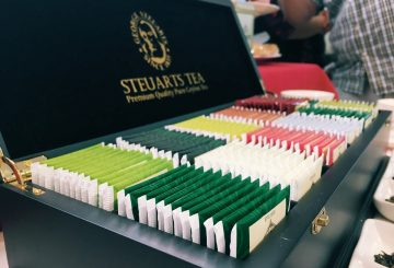 Steuarts Tea Now Available at Robinsons Selections