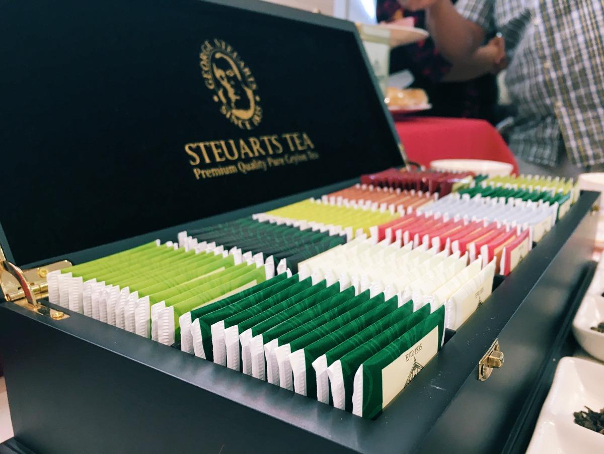 Steuarts Tea