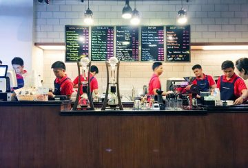 Civet Coffee Opens in Cebu IT Park