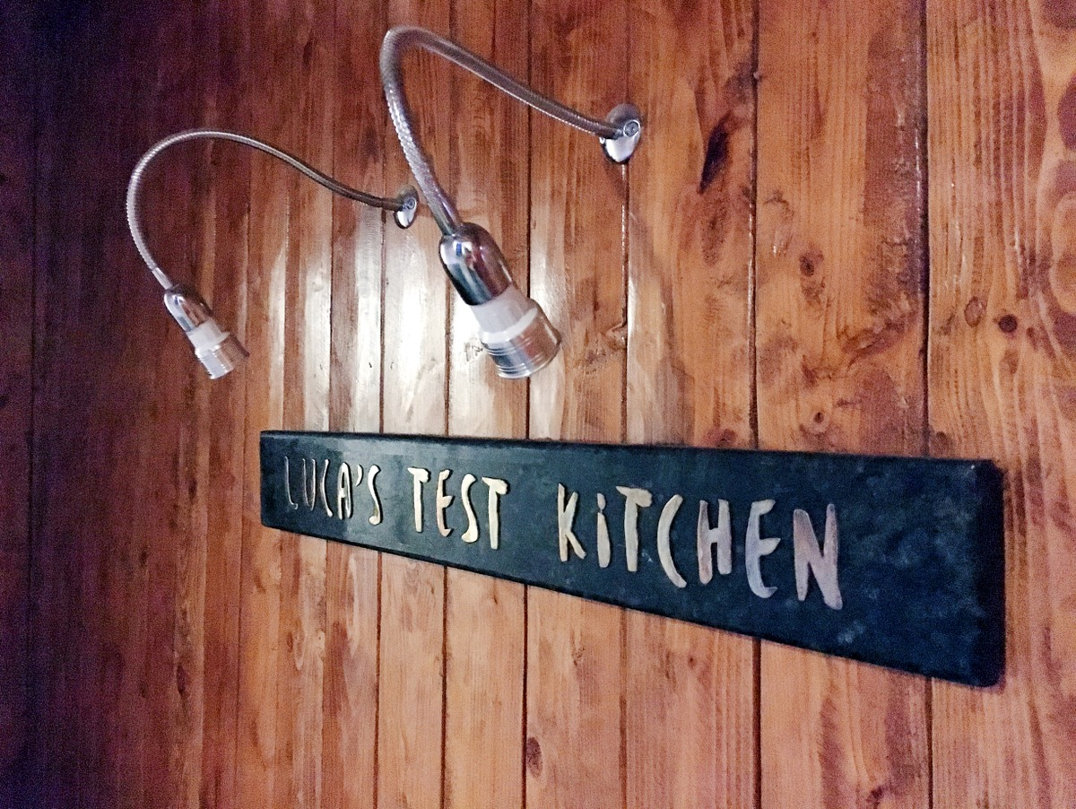 Luca's Test Kitchen Cebu