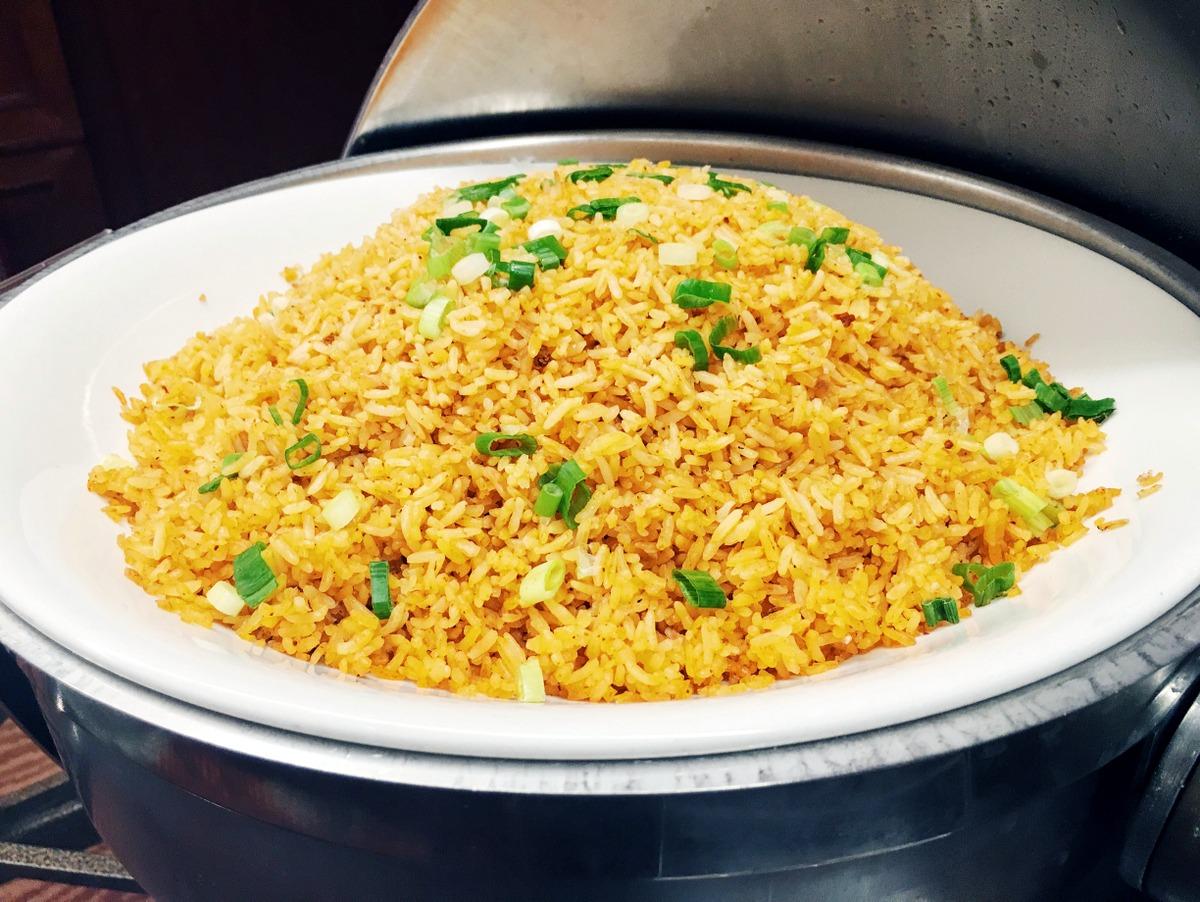 Aligue Rice