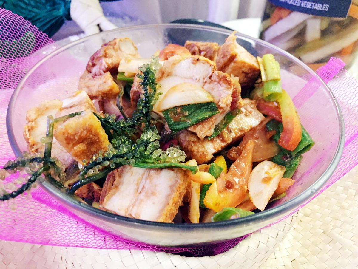 Bagnet Salad