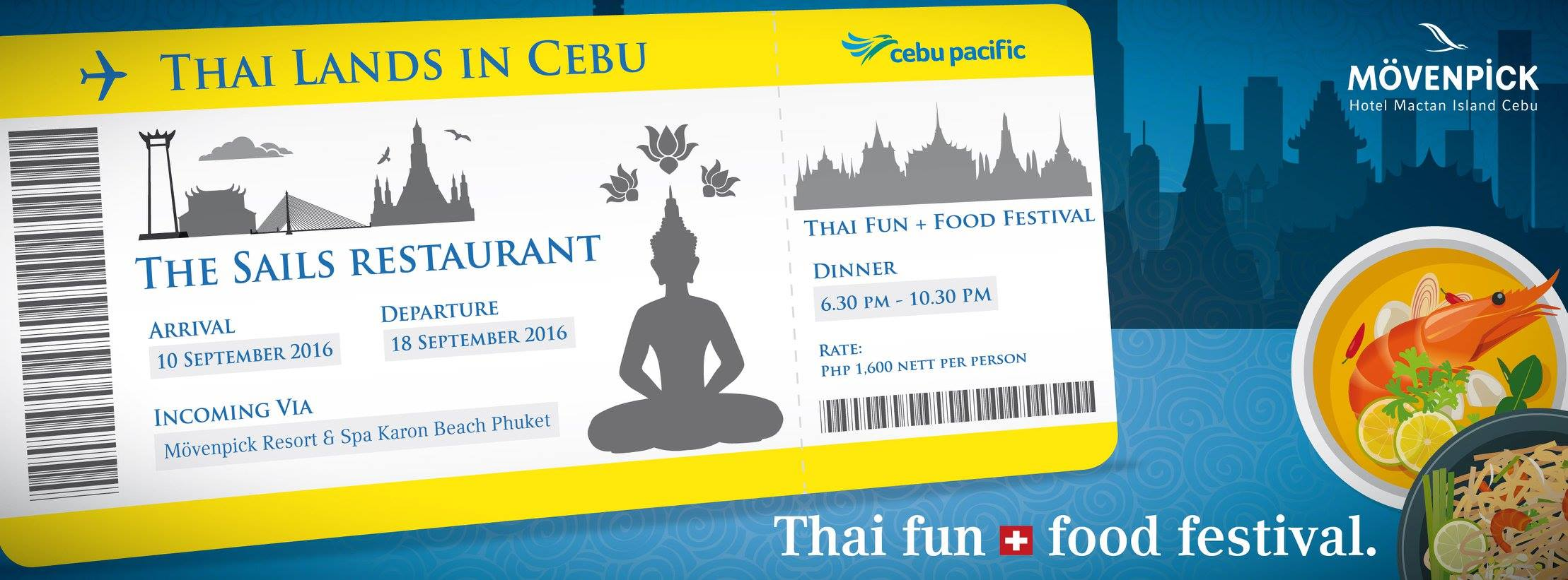 Thai Fun Food Festival