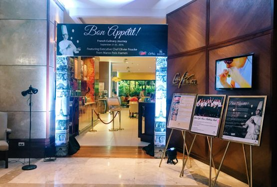 Bon Appetit! A French Culinary Journey at Marco Polo Plaza Cebu
