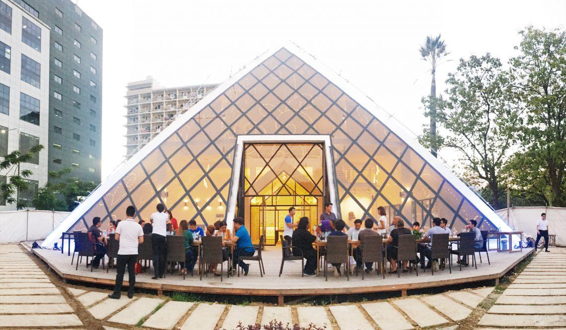 The Pyramid, a Wine and Dine Destination in Cebu