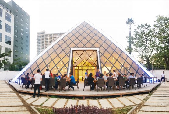 The Pyramid, a Wine and Dine Destination in Cebu