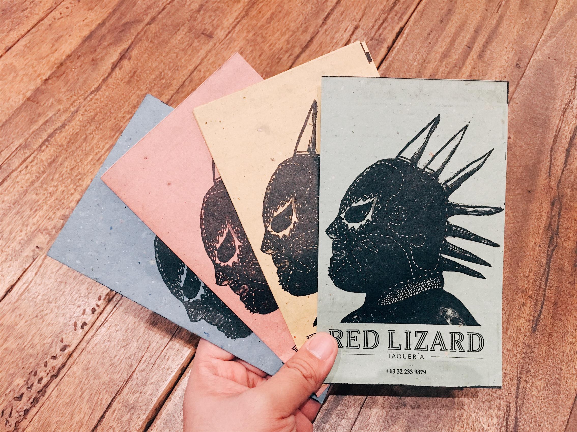 Red Lizard Cebu