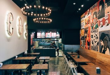 Affordable Mexican Food in Cebu IT Park at Red Lizard Taqueria