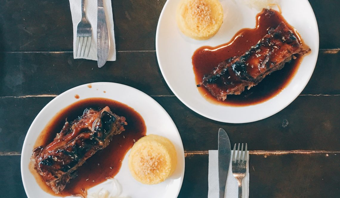 Byron's Back Ribs Grille in Cebu