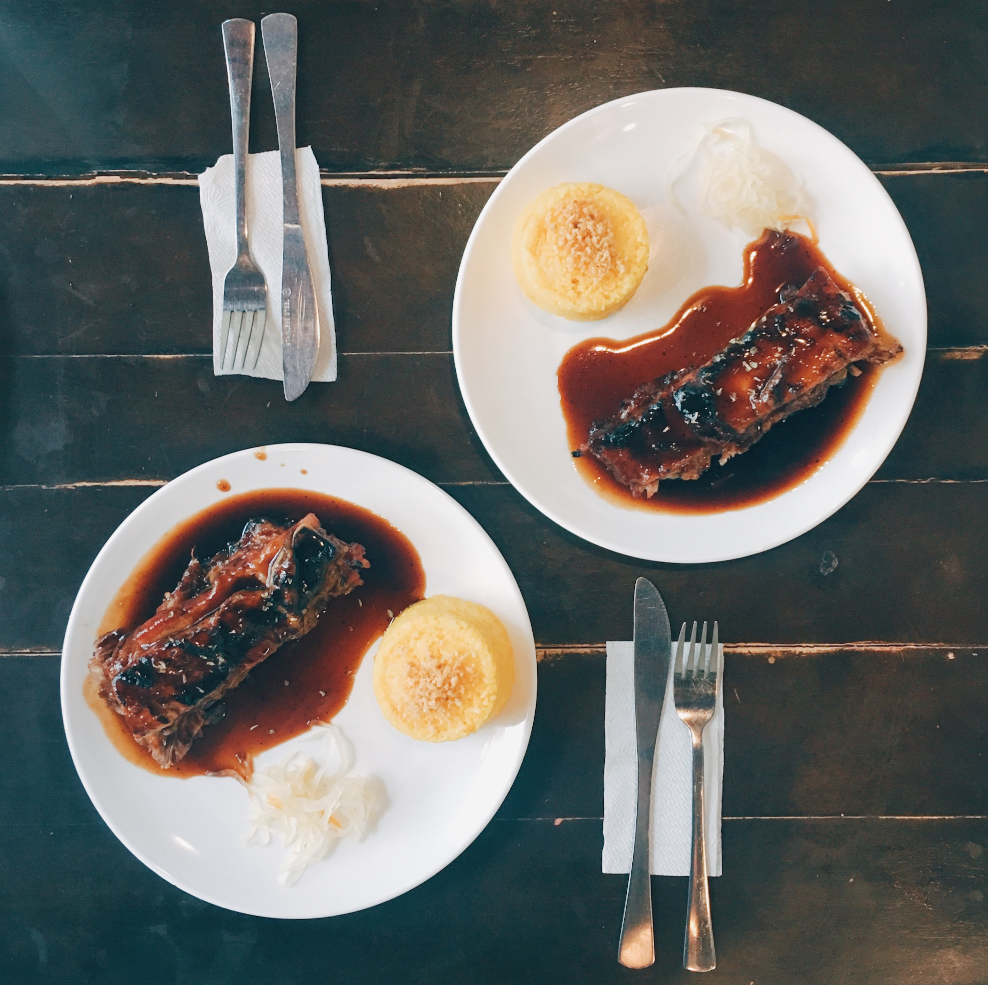Byron's Back Ribs Grille Cebu