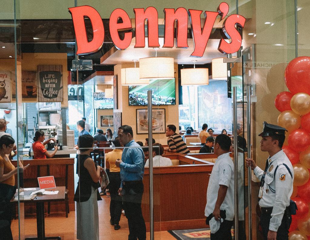 Denny's Cebu